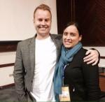 John Rampton and Mexico Entrepreneur Editor