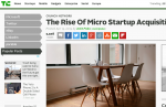 micro startup acquisition