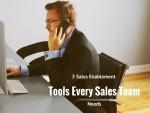 3 Sales Enablement Needs