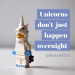 Unicorns don't just happen overnight