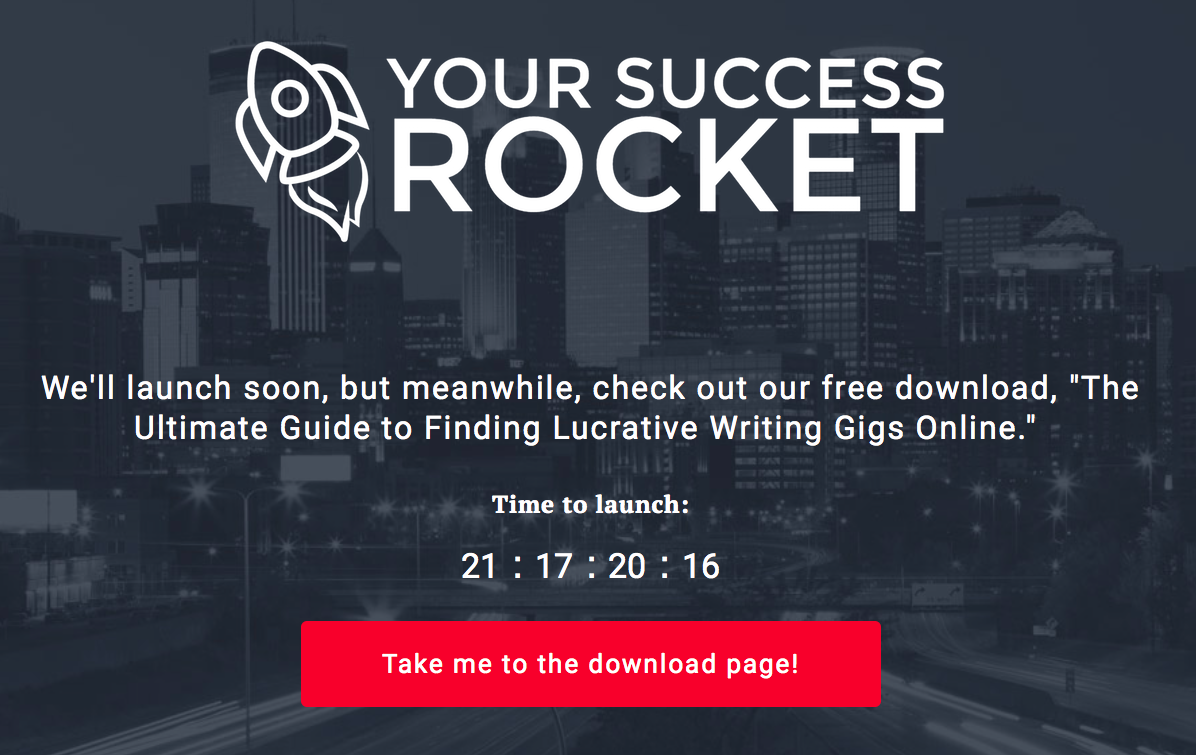 Success Rocket screenshot