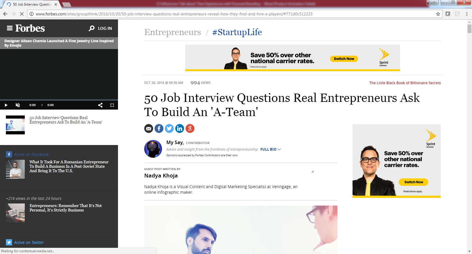 50 job interview questions real entrepreneurs ask to build an a 50 job interview questions real entrepreneurs ask to